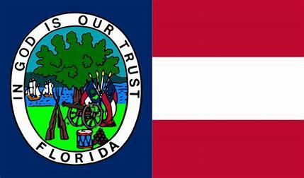 1861 Florida flag