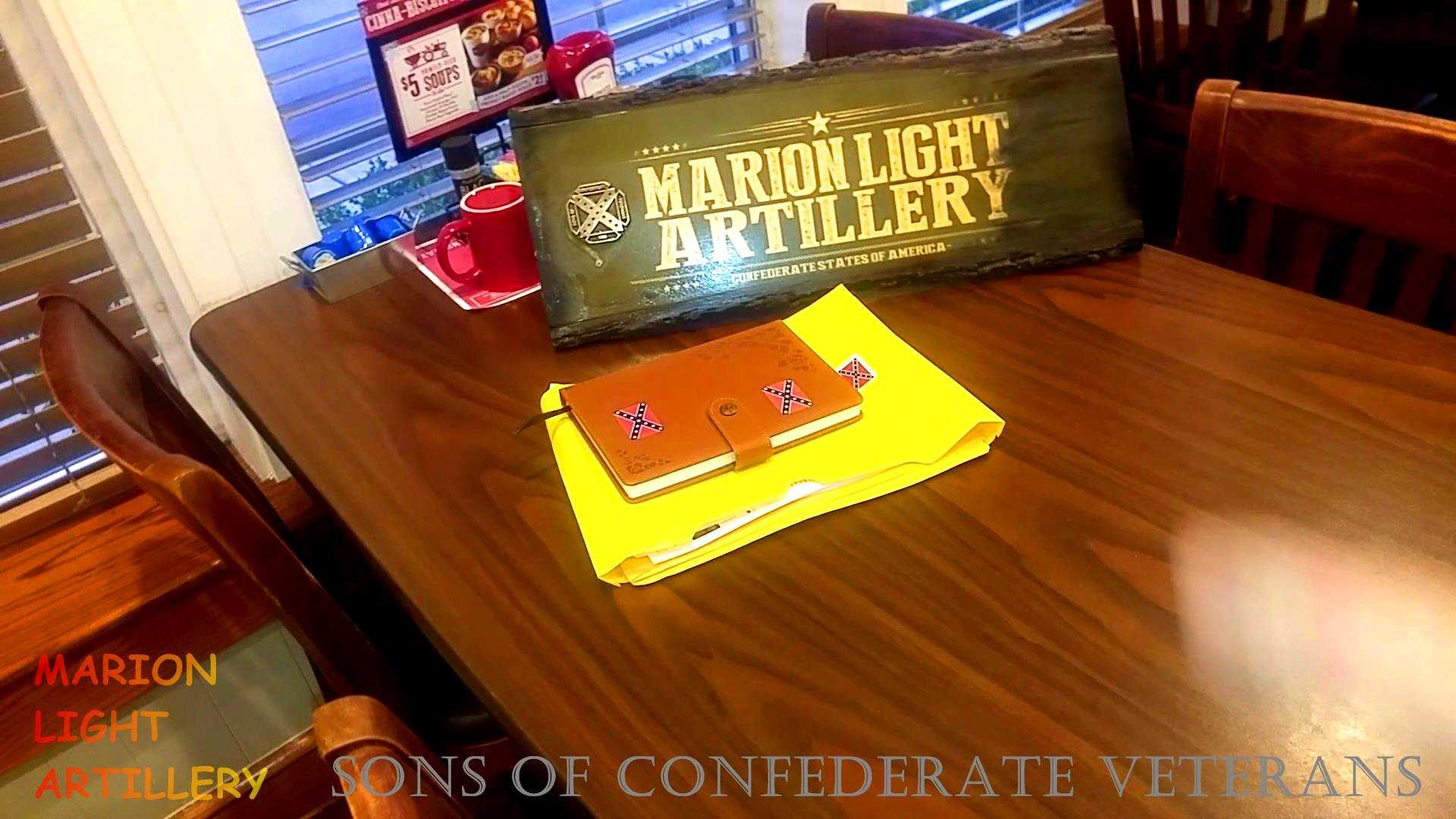Marion Light Artillery,  2020
